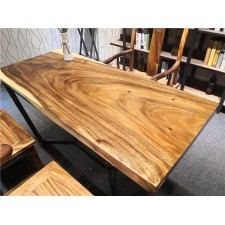 Rain Tree Wood Table