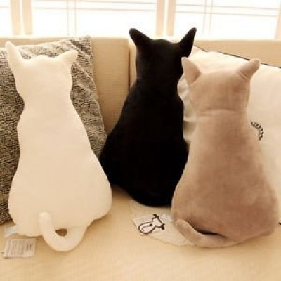 Naughty Cat cushion