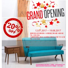 Celebration Sale for Concept Store Grand Opening